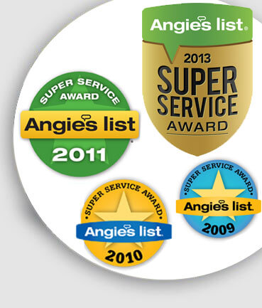 Angie's List Service Star