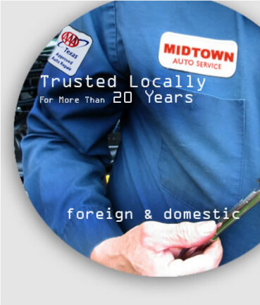 Trusted for 20 Years Foreign & Domestic